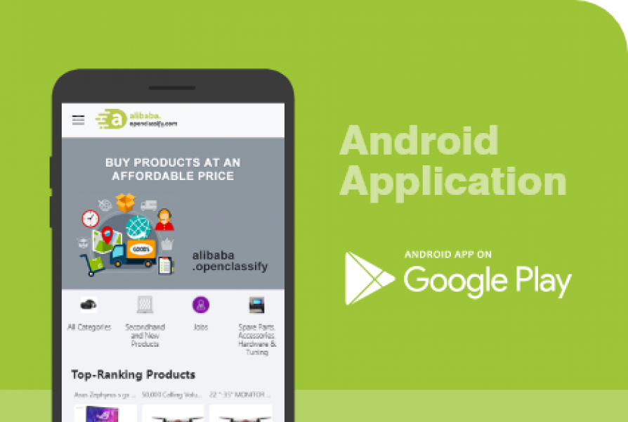 Android - GOOGLE PLAY STORE App
