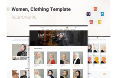 Women Clothing Theme